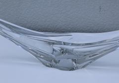 Daum Daum France Mid Century Modern Glass Bowl - 765452