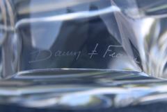 Daum Daum France Mid Century Modern Glass Bowl - 765457