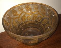Daum Daum Nancy Art Deco Acid Etched French Museum Glass - 241630