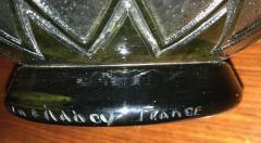 Daum Daum Nancy Bird Art Deco Acid Etched French Monumental Museum Glass - 241631