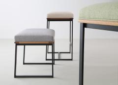 David Gaynor Design DGD Backless Bar Stool - 1589507