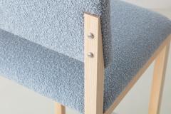 David Gaynor Design SQ Upholstered Bar Stool - 1592820