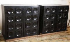 De Coene Brutalist mid century De Coene cabinets - 1238650