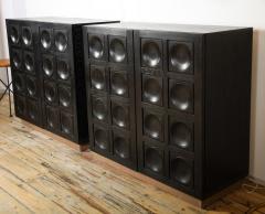 De Coene Brutalist mid century De Coene cabinets - 1238651