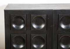 De Coene Brutalist mid century De Coene cabinets - 1238653