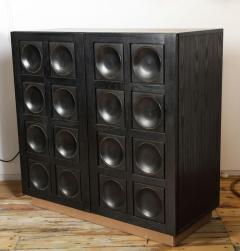 De Coene Brutalist mid century De Coene cabinets - 1238658