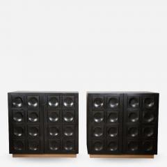De Coene Brutalist mid century De Coene cabinets - 1241929