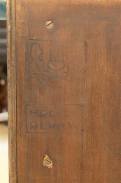 De Coene De Coene Fr res Art Deco Ebonized and Glass Console - 517764