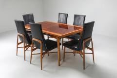 De Coene De Coene Madison Extendable Dining Table 1960s - 1237804