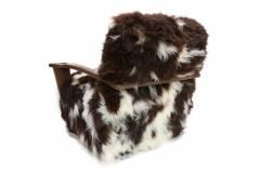 De Coene De Coene Sheepskin Arm Chair - 264621