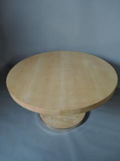 De Coene Fine Art Deco Round Dining Table by De Coene - 421318