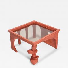 Decio Studio Cotta table by Decio Studio Made at alfa brussels for Everyday Gallery 2019 - 1104529
