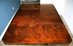 Deming Bulkley American Classical Drop Leaf Pedestal Table - 1467840