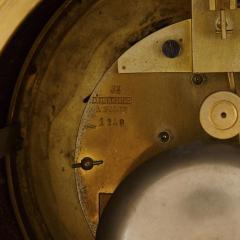 Deni re et Fils Antique Eclectic Style Gilt Bronze Clock Set by Henri Picard and Deni re et Fils - 1907410