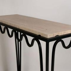 Design Fr res Chic M andre Travertine Console by Design Fr res - 1643128