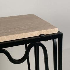 Design Fr res Chic M andre Travertine Console by Design Fr res - 1643129