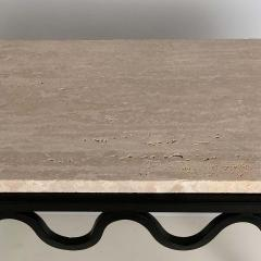 Design Fr res Chic M andre Travertine Console by Design Fr res - 1643130