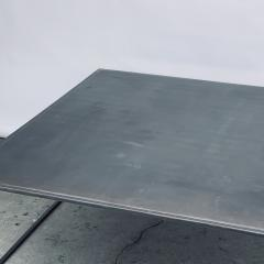 Design Fr res Huge Minimalist Filiforme Patinated Steel Coffee Table by Design Fr res - 1409579