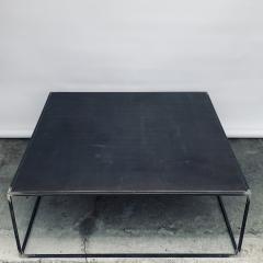Design Fr res Huge Minimalist Filiforme Patinated Steel Coffee Table by Design Fr res - 1409580