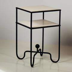 Design Fr res Pair of 2 Tier Entretoise Side Tables by Design Fr res - 1538622