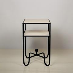 Design Fr res Pair of 2 Tier Entretoise Side Tables by Design Fr res - 1538624