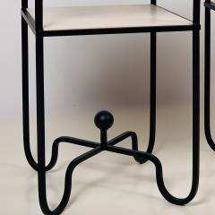 Design Fr res Pair of 2 Tier Entretoise Side Tables by Design Fr res - 1538626