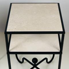 Design Fr res Pair of 2 Tier Entretoise Side Tables by Design Fr res - 1538627