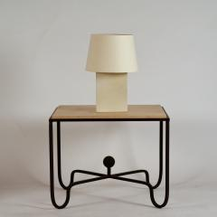 Design Fr res Pair of Bloc Parchment Table Lamp by Design Fr res - 1535993