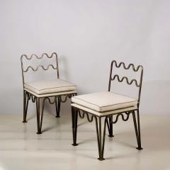 Design Fr res Pair of Chic M andre Side Chairs by Design Fr res - 1643117