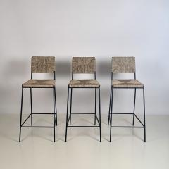 Design Fr res Set of 3 Campagne Counter Height Stools by Design Fr res - 1359479