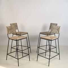 Design Fr res Set of 5 Campagne Counter Height Stools by Design Fr res - 1342986