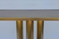 Design Fr res The Calandre Narrow Brass Mirrored Console - 719888