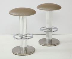 Designs for Leisure Ltd Pair of Design for Leisure Bar Stools  - 1154946