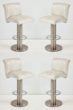 Designs for Leisure Ltd Set of 4 Design for Leisure Bar Stools - 990682