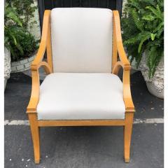 Dessin Fournir Companies Dessin Fournir Large Therien Studios Biedermeier Arm Chair - 1654574