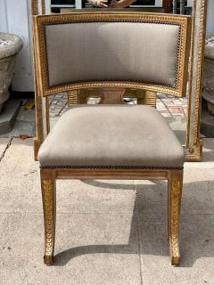 Dessin Fournir Companies Quatrain by Dessin Fournir Swedish Neoclassical Style Side Chair - 2029680