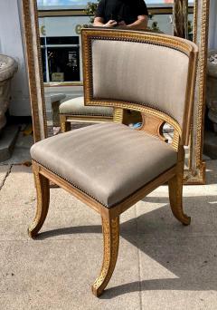 Dessin Fournir Companies Quatrain by Dessin Fournir Swedish Neoclassical Style Side Chair - 2029681