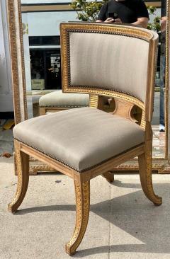 Dessin Fournir Companies Quatrain by Dessin Fournir Swedish Neoclassical Style Side Chair - 2029698