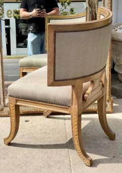 Dessin Fournir Companies Quatrain by Dessin Fournir Swedish Neoclassical Style Side Chair - 2029700