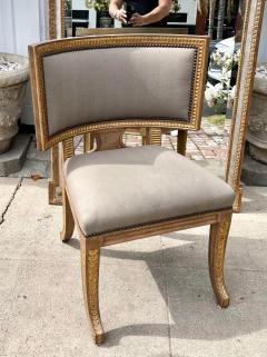 Dessin Fournir Companies Quatrain by Dessin Fournir Swedish Neoclassical Style Side Chair - 2029701