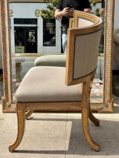 Dessin Fournir Companies Quatrain by Dessin Fournir Swedish Neoclassical Style Side Chair - 2029708