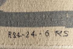 Diego Giacometti Diego Giacometti Carpet La Rencontre Signed circa 1984 France - 1103825