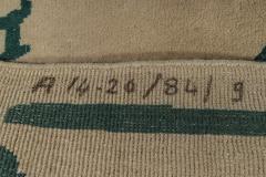 Diego Giacometti Diego Giacometti Carpet Promenade des Amis Signed circa 1984 France - 1103814