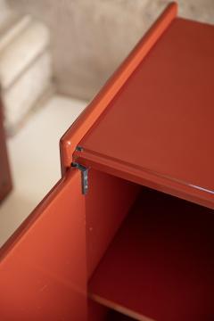 Dino Gavina Studio Simon Pair of Lacquered Cabinets Attributed to Dino Gavina - 1452858