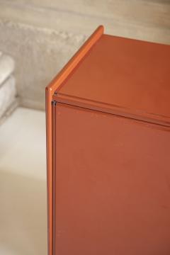 Dino Gavina Studio Simon Pair of Lacquered Cabinets Attributed to Dino Gavina - 1452860
