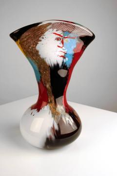 Dino Martens 1950s Dino Martens Geltrude Vase for Aureliano Toso - 549069