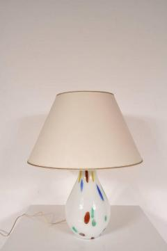 Dino Martens 1960s Murano Glass Table Lamp by Dino Martens for Aureliano Toso Italy - 824601
