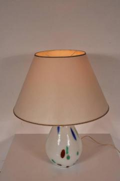 Dino Martens 1960s Murano Glass Table Lamp by Dino Martens for Aureliano Toso Italy - 824604