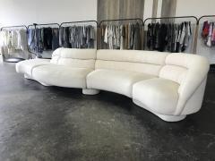 Directional Monumental Serpentine Sofa by Directional - 544262