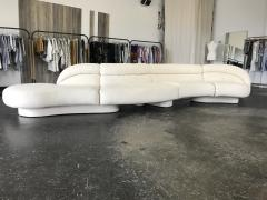 Directional Monumental Serpentine Sofa by Directional - 544266